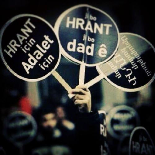Buradayiz Ahparig Hrantdink