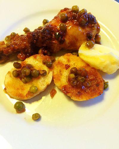 Dinner Check This Out Food Chiken Potato Touparachefdoanocj