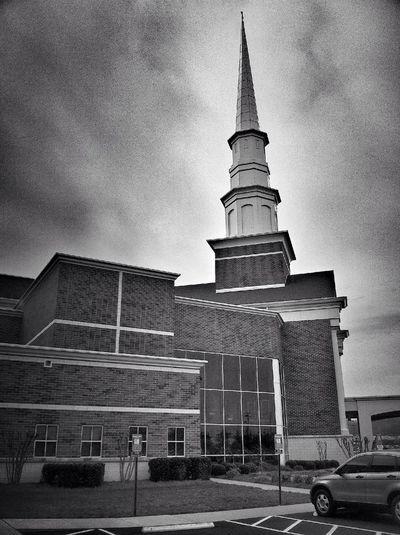 Architecture Blackandwhite Church Praising The Lord