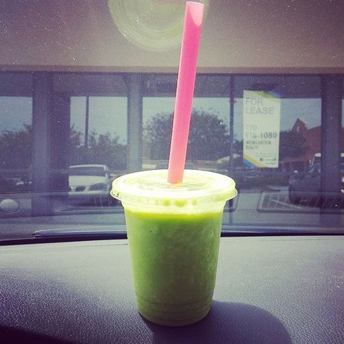 Smoothie from @juicemetoo Delicious Smoothie Fitlife Onamission