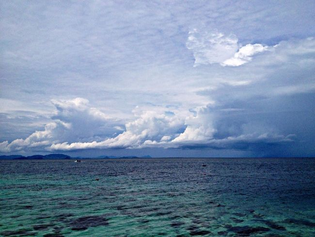 Southwest monsoon Island Life Clouds And Sky