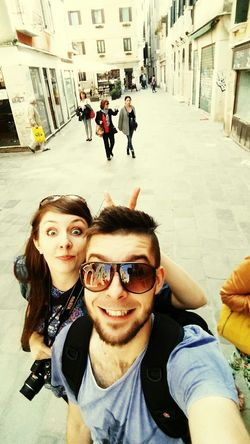 Samsungphotography Samsung Galaxy S5 That's Me! Selfie✌ LikeBrotherLikeSister Sibling Love Streetphotography Smile