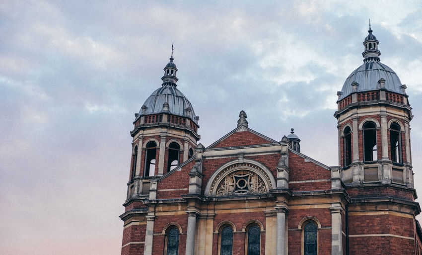 Church Film Architecture Building Classical Dome Fujifilm Place Of Worship Religion Sky