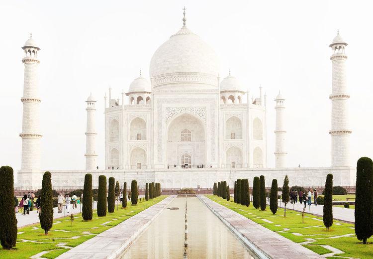 Agra Architecture Architecture_collection India Taj Mahal Tomb Travel Travel Destinations Travel Photography Unesco UNESCO World Heritage Site Yamuna