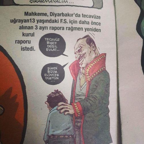 Tecavüz Turkey Adalet Akp