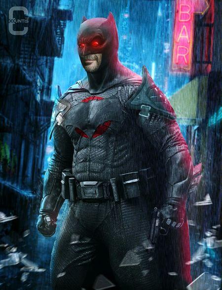 Flashpoint Batman Batman Flashpoint Art ArtWork Fanart First Eyeem Photo