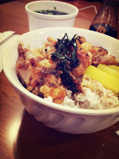 Hello World Throwback Food <3 Eye4photohraphy #japanese #teriyaki