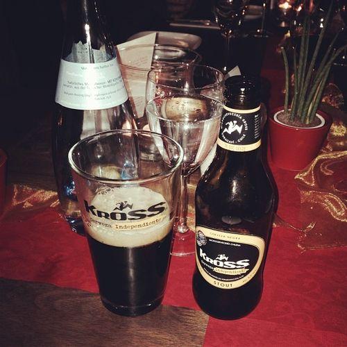 Nach dem Golden Ale ein Stout. #prost #iblo0711 #ironblogger Tierradelfuego Cheers Stuttgart Bier Chile Kross Stout Prost Iblo0711 Ironblogger Iblog0711