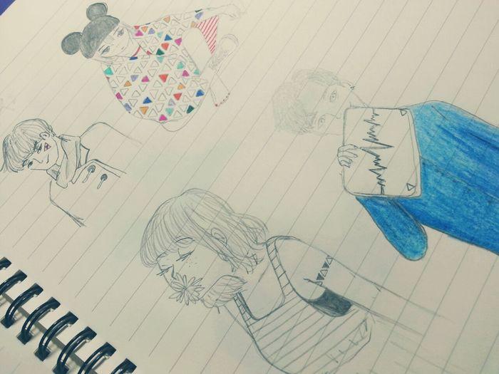 Clothes Triangle Blue DODO★