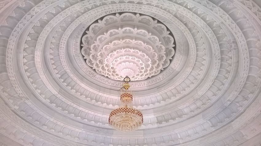 Temple White Marbledstone Beautiful ArtWork India Rajasthan Jalore Built Structure Decoration Carving Architecture Indoors  Design Creativity Architectural Design Rocky Rock - Object Movement In The Picture