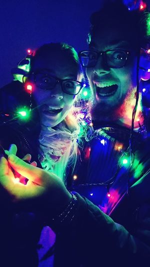 Christmastime Lights Funtimes Boyfriend❤
