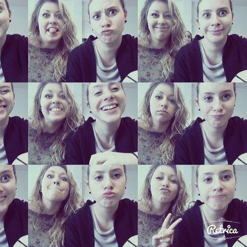 Amica Taci Le  Mejo ?✌❤