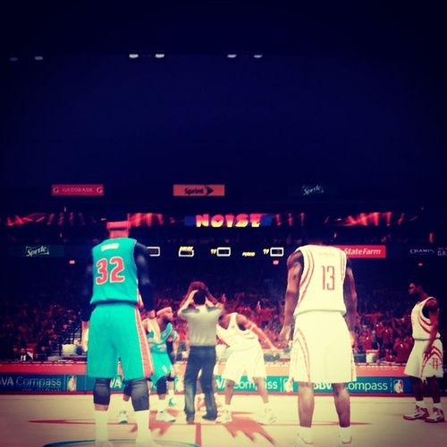 Going to sweep the rockets :) nba the finals 3-0 series Nba2k14 Careermode DetroitPistons