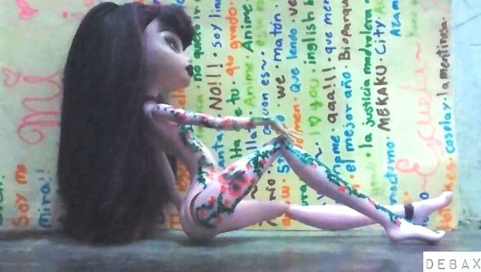 SuicideGirls Monsterhigh Doll First Eyeem Photo