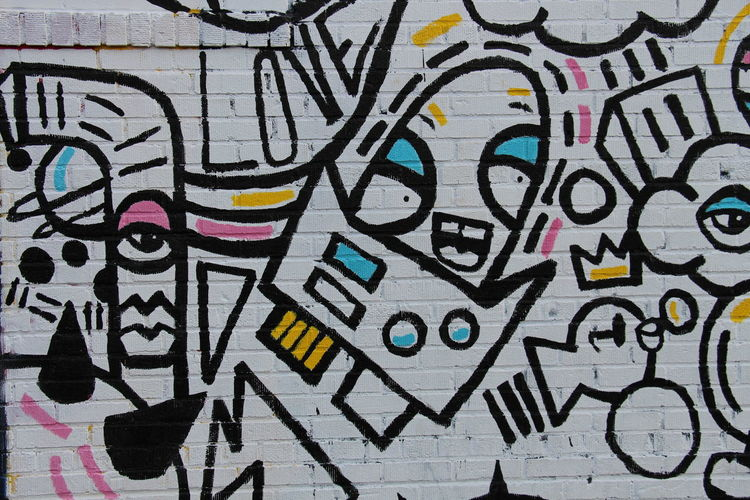 street art;