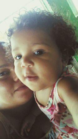 Linda da tiiia! Baby Girl Beautiful Baby My Nigga Tia Ama