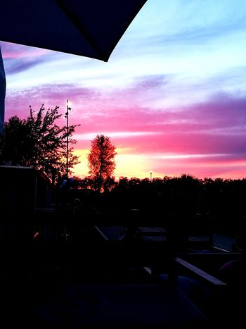 Sonnenuntergang in Venlo Sunset Sky Life Bigpicture Romantic Landscape GreatMemories ❤ EyeEm Best Shots EyeEm Gallery