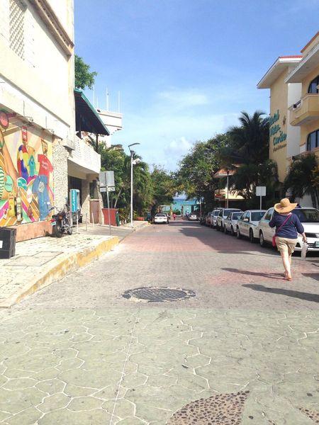 Got to love exploring Playadelcarmen Exploration Newplaces Urban Landscape Mexico Urban