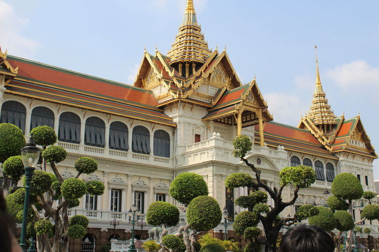 Golden Palace City King - Royal Person Politics And Government Royalty History Sky Architecture Pavilion Palace Place Of Worship Temple Buddha Religion