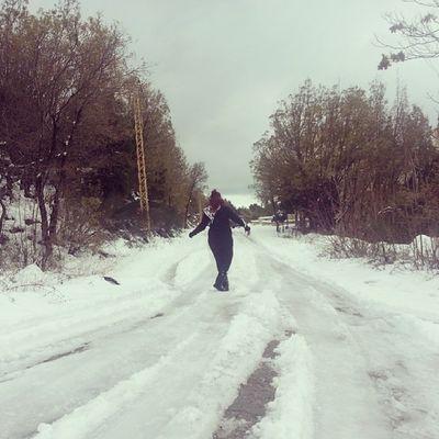 Snow Ehmej Weekend Cold