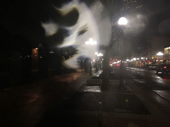 From a few moments ago simging on a walk downtown Main Street Ann Arbor Iphonephotography Depth Of Focus Procamera No Double Exposure There Is Life Everywhere OpenEdit The Purist (no Edit, No Filter)