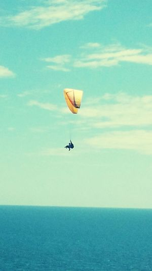 Hi! Hello World Antalya Turkey Paragliding Falezler Konyaalti Adrenalin 😘😘