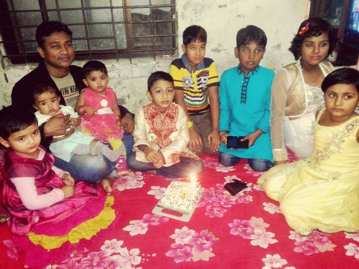 Birthday party.....