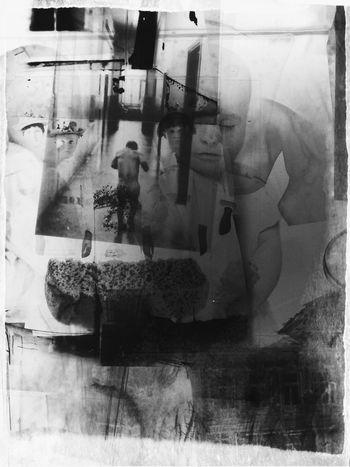 Russia Museum Art Freud Children Sick Taking Photos Frame It! Collage Blackandwhite