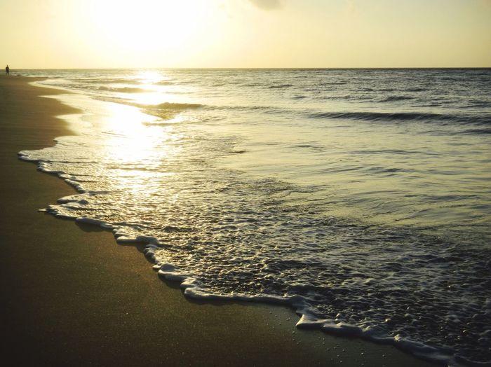 Beach Photography Canary Islands Island Sun Landscape Landscape_photography Fuerteventura Travel Sunrise Sea Sea View Jandia Beach