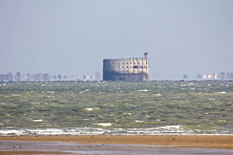 Atlantic Ocean The Purist (no Edit, No Filter) Fort Boyard