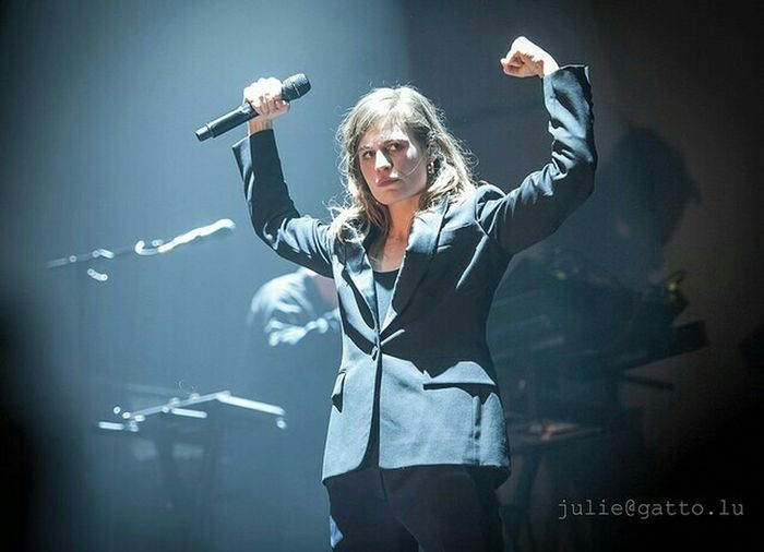Christine and the Queens @Rockhal 28/4/2015 (c) Julie Gatto Concert Christineandthequeens Concert Photography Nikon