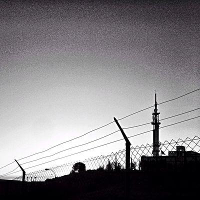Por la mañana Blackandwhite Bw_collection Movilgrafias Streetphoto_bw Black And White Sevilla