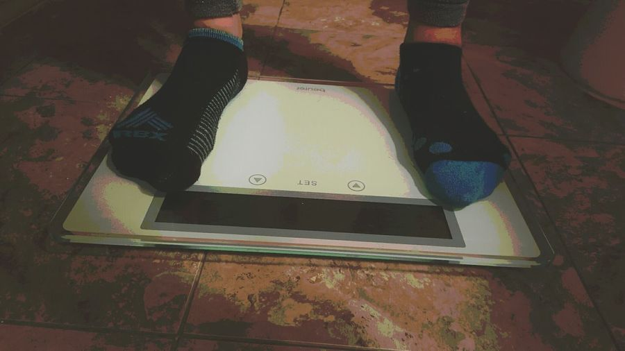 Mismatch Socks Scale  Why? RePicture Growth Love Yourself