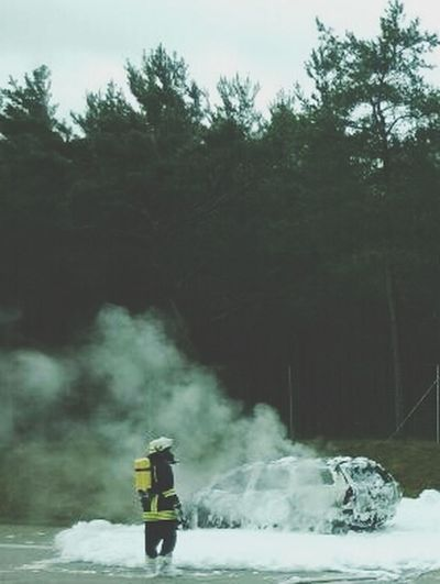 Crash N Burn Burn Smoke