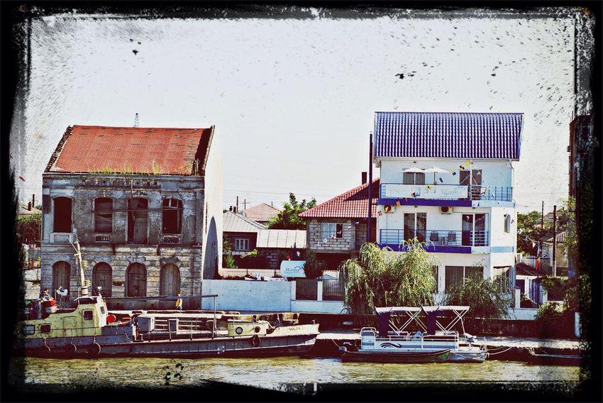 Donaudelta Sulina Arhitecture Romania