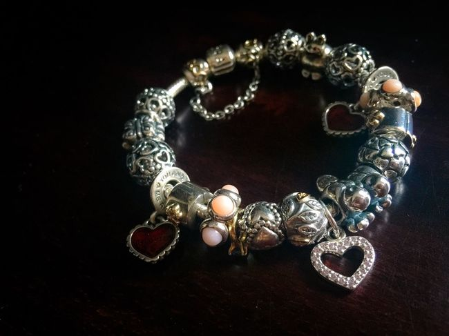 Pandora My Favorite  Original Bracelet Accessory Silver  Platinum