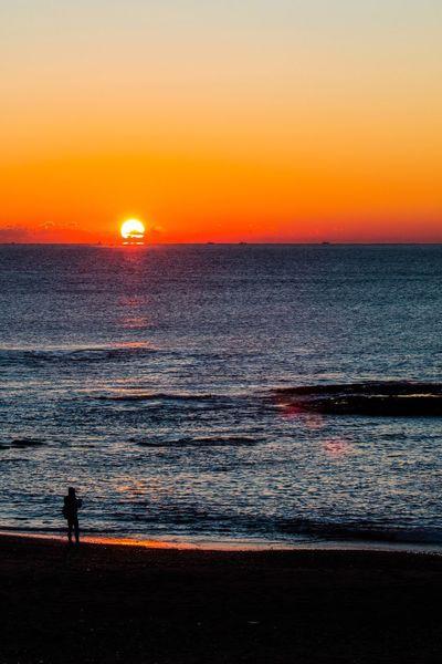 Sunrise Sunrise_Collection Ooarai Ibaraki Japan 日の出 大洗