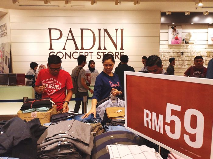 Padini Concept Store EyeEm Selects Padini Store Shopping Business Volunteer Politics Business Finance And Industry Text Protest Business