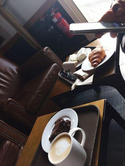 Hanging Out Enjoying Life Relaxing Breakfast ♥ Starbucks Ajman Uae First Eyeem Photo