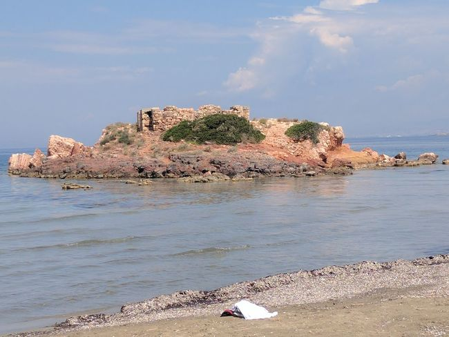 EyeEm Selects Beach Sand Sea Outdoors No People Day Water Sky Nature EyeEmNewHere Google Pixel