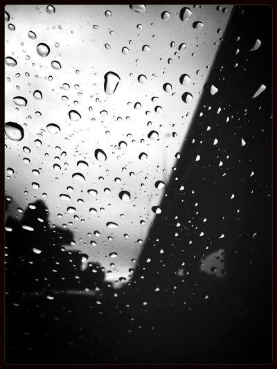Monday Morning Rain Over Me
