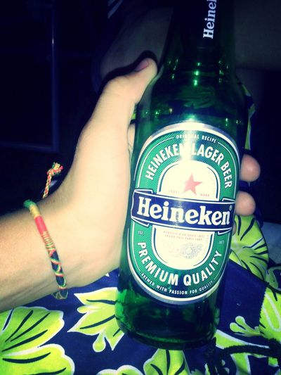Chilling Party Time Heineken