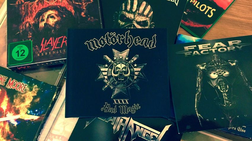 The Music World Motörhead Iron Maiden Slayer Fear Factory Metal Band Metal Music Thrash Metal Heavy Metal Power Metal