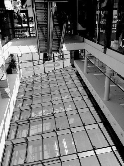Blackandwhite Friday_flip Bnw_friday_eyeemchallenge Shoppingcenter Roller Coaster