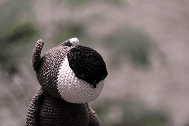Phantasiefigur Handarbeit Häkeln Canonphotography Childhood Close-up Crochet Eye4photography  Focus On Foreground Fun Handwork Headshot Hekle Outdoors Stuffed Toy Teddy Bear Toy