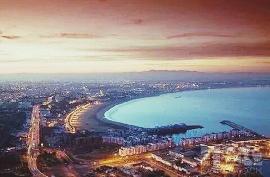 Agadir Oufla Sunset