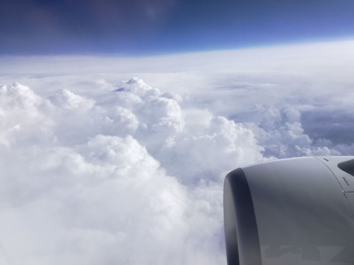 dav Cloud - Sky