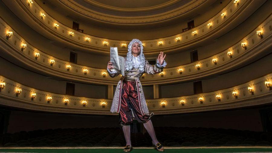 Mozart Minsk,Belarus Minsk PENTAX K-1 DenisBurmakin Art Artphotography Portrait Operatheatre EyeEmNewHere