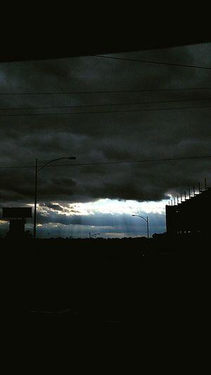 Texas Skies Crazyweather
