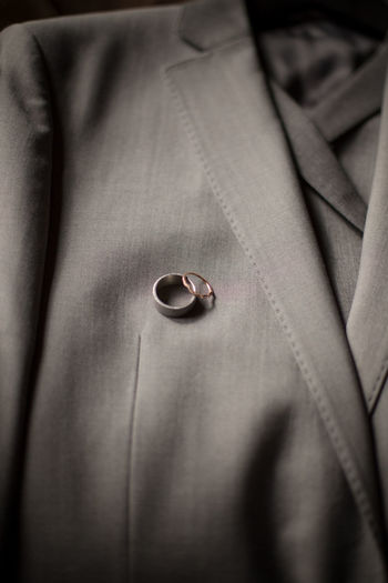 Clothing Fashion Textile No People Full Frame Close-up Jacket Suit Indoors  Business Button Well-dressed Elégance Formalwear Button Down Shirt Studio Shot Dress Pocket  Garment Luxury Wedding Day Formal Wear Wedding Rings